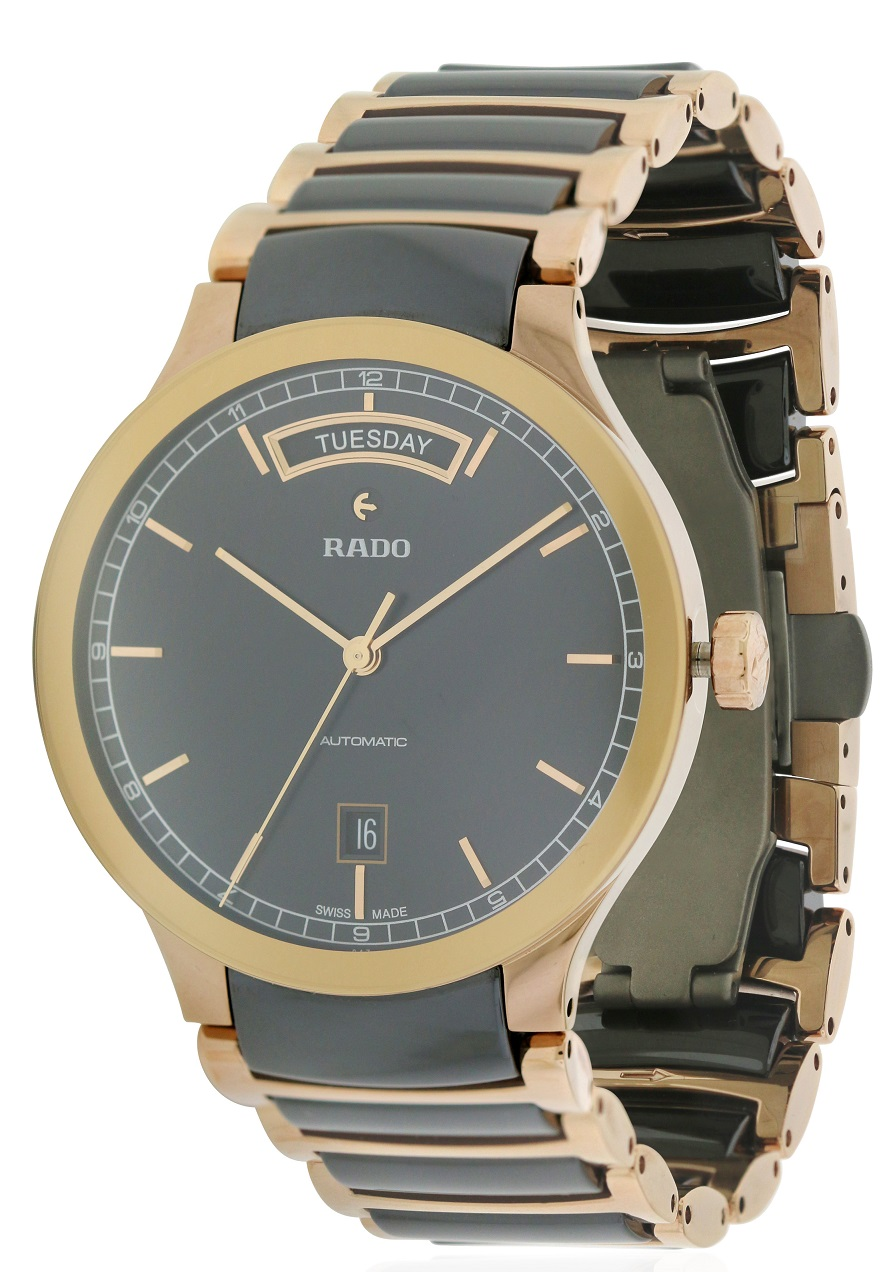 Rado Centrix Ceramic Automatic Mens Watch R30158172